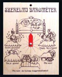 Szerelmi barométer
